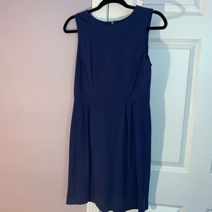 Navy Cynthia Rowley dress